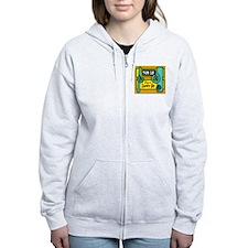 A Country Boy-John Denver/t-shirt Zip Hoodie