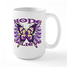 Hope Believe Alzheimers Mug