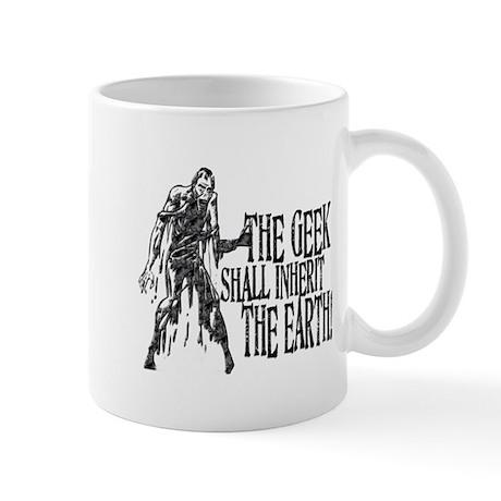 Zombie Geek Mug