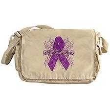 Hope Cure Alzheimers Messenger Bag
