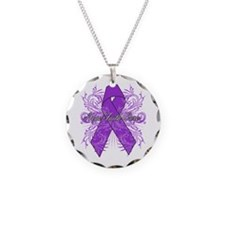 Hope Cure Alzheimers Necklace