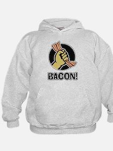 Yummy Bacon Hoodie