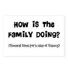 how is the family doing.PNG Postcards (Package of