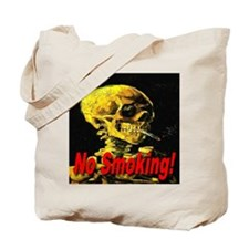 No Smoking! Tote Bag