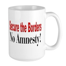 Secure the Borders Mug