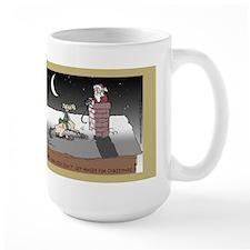 Xmas Pony Delivery Mug