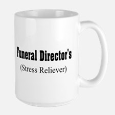 Funeral Director Stress Reliever.PNG Mug