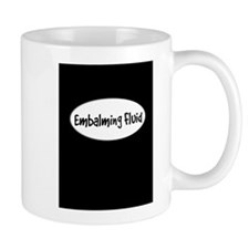 Embalming fluid flask.PNG Mug