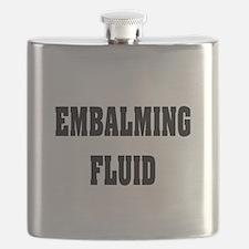 EMBALMING FLUID COFFEE MUGS.PNG Flask
