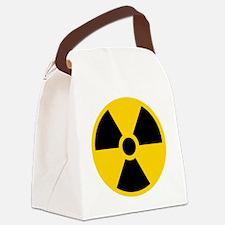 Nukes Canvas Lunch Bag