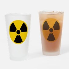 Nukes Drinking Glass