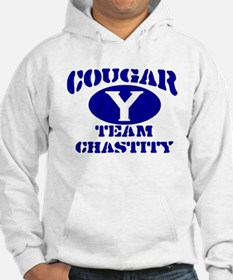 COUGAR TEAM CHASTITY MORMON S Hoodie