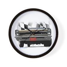 1965 GTO Wall Clock