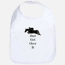 Just Get Over It Horse Jumper Bib