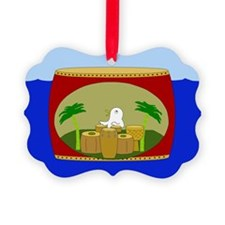 Latin Drums Ornament