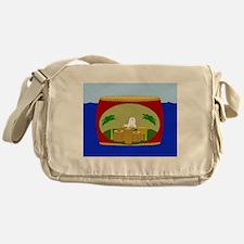 Latin Drums Messenger Bag