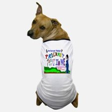 Pregnant Multiply on Earth Dog T-Shirt