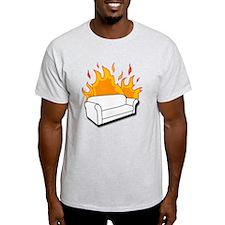 MSU - Couch Burner T-Shirt T-Shirt