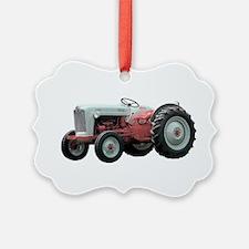 Unique Tractor Ornament