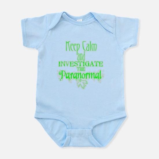 Keep Calm: Paranormal Infant Bodysuit