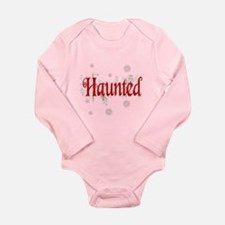 Haunted Long Sleeve Infant Bodysuit