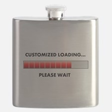 Personalized LOADING... Flask