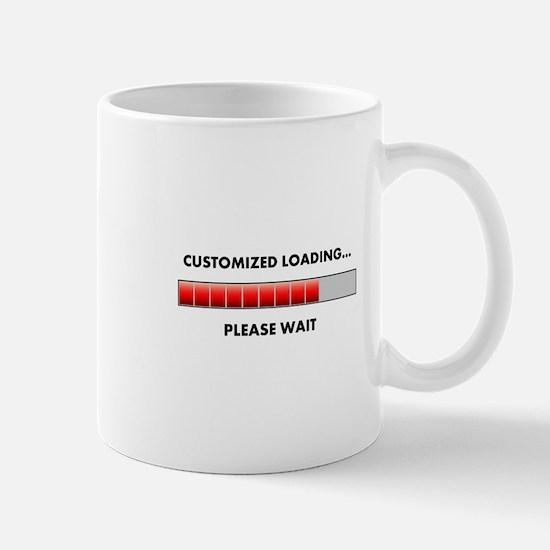 Personalized LOADING... Mug