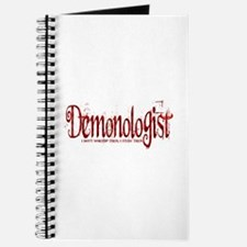 Demonologist Journal