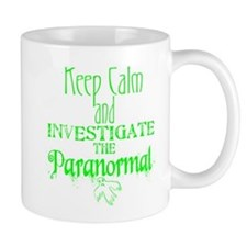 Keep Calm: Paranormal Mug