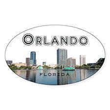 Orlando Decal