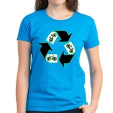 Recycle Your Cycle Tee