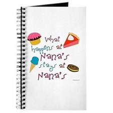 Cool Nana to be Journal