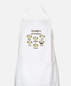 Custom kids monkeys Apron