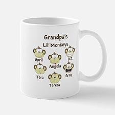Custom kids monkeys Mug