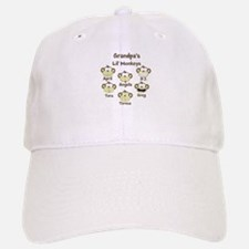 Custom kids monkeys Baseball Baseball Cap