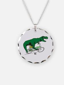 T Rex vintage Necklace