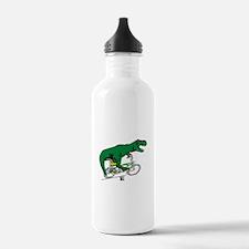 T Rex vintage Water Bottle