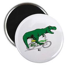 """T Rex vintage 2.25"""" Magnet (100 pack)"""