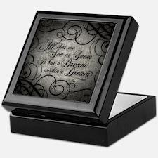 Dream Within A Dream Keepsake Box