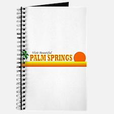 Cute Palm springs Journal