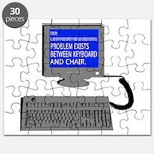PEBKAC - ID10T Error Puzzle