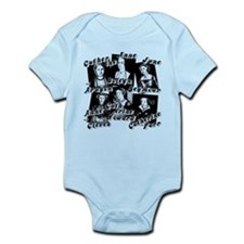 Wives Of Henry The Eighth Infant Bodysuit