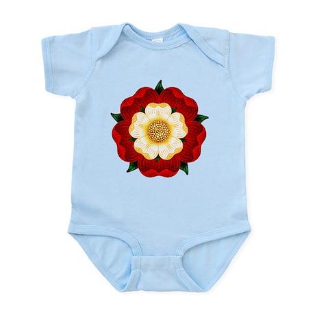 Tudor Rose Infant Bodysuit