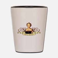 Mary Boleyn Shot Glass