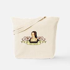 Anne Boleyn Tote Bag