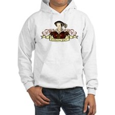 Catherine Parr Jumper Hoody