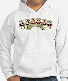 Fates Of Henry VIII Wives Hoodie