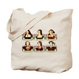 Anne boleyn Regular Canvas Tote Bag