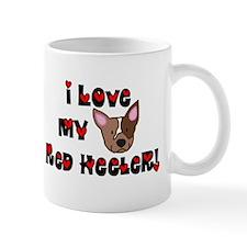 Love Red Heeler Mug