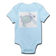 Infant Bodysuit: Baby Sea Turtle
